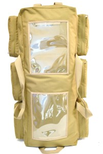 Cotote Tan Large Load Out Bag